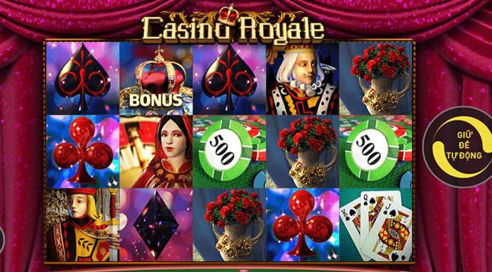 Slot game bai