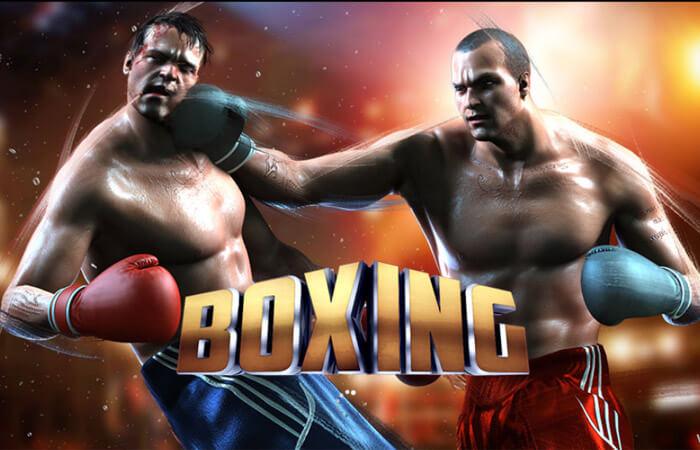 Slot game boxing