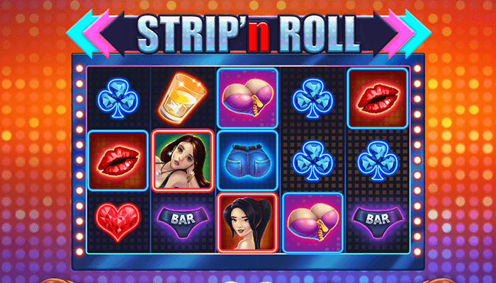 STRIP'N ROLL 3