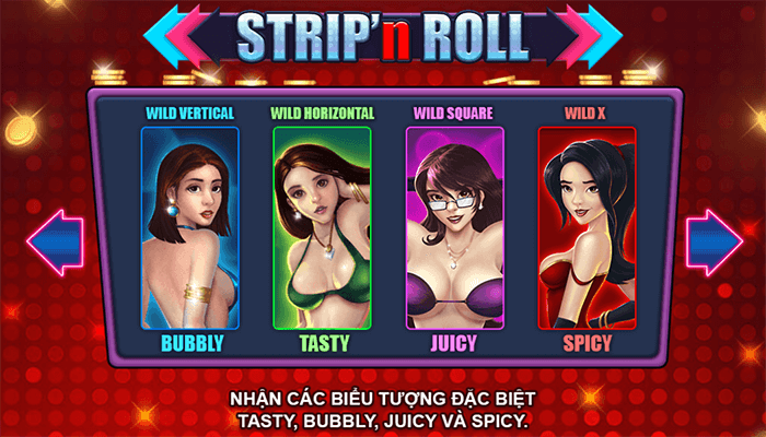 STRIP'N ROLL 5