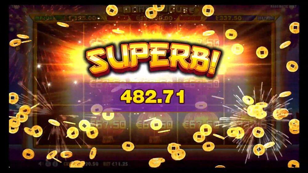 Money Mouse mang đến cho người chơi cơ hội trúng những giải thưởng cực lớn